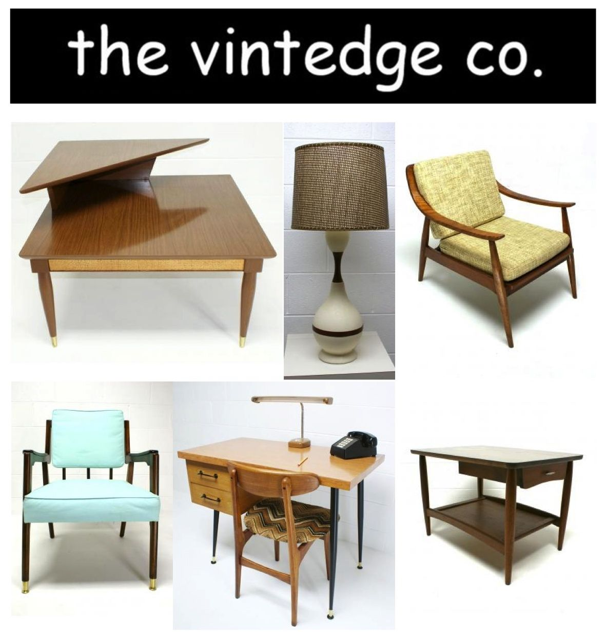 Featured Detroit Store   The Vintedge Co. Http://furnishly.com/