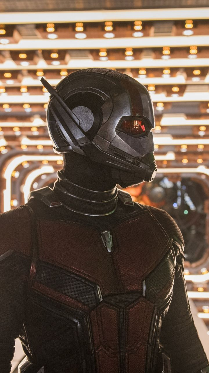 Antman and the wasp movie 2018 720x1280 wallpaper