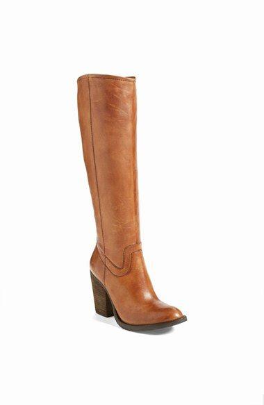 e5100f942ec Steve Madden  Carrter  Knee High Leather Boot (Women) available at   Nordstrom