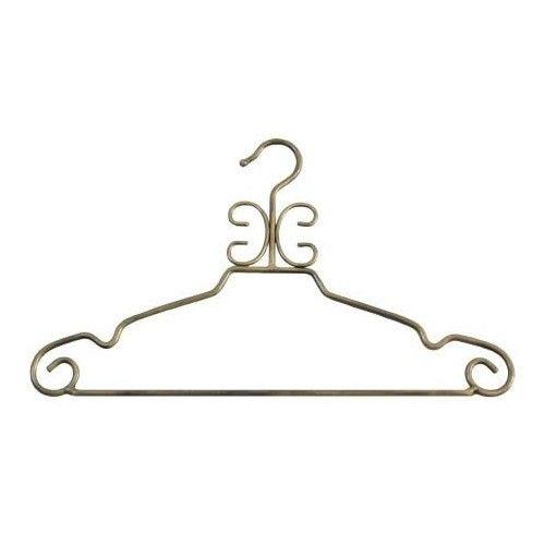 Decorative Suit Hanger Antique Gold Antiques Hanger Metal