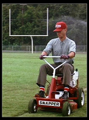 Lawn Mower Forest Mowing The Lawn In 2019 Forrest Gump