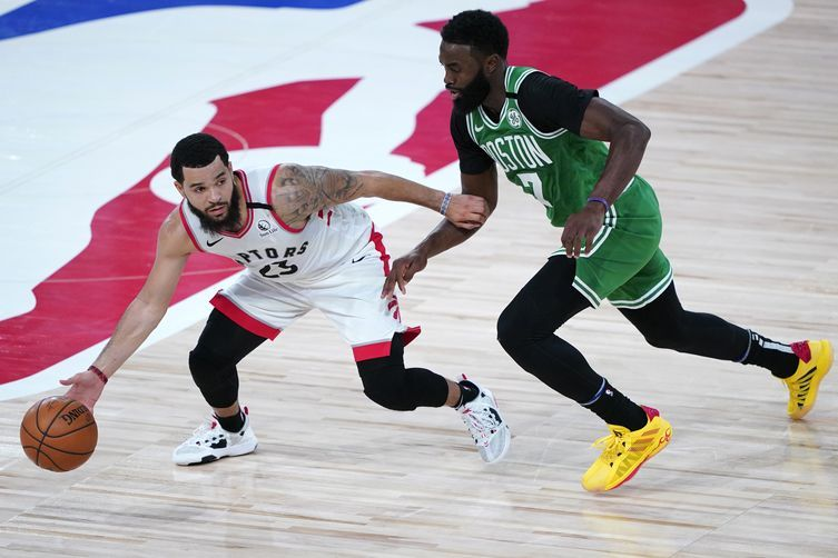 Celtics vs. Raptors Highlights C's cruise to 122100 win