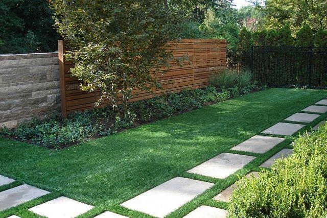 Ideen für Gartengestaltung-schattige Orte begrünen ...