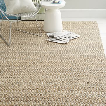 Metallic Diamond Jute Rug You Found This Once An Di Loked It But