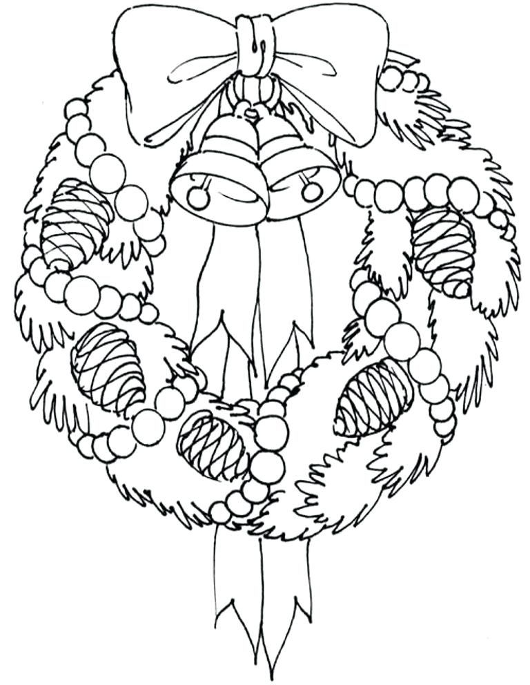 December Coloring Pages | Christmas pictures to color ...