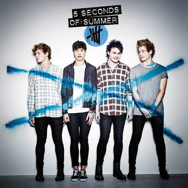 Music 5 Seconds Of Summer She Looks So Perfect 5sos Album Cover