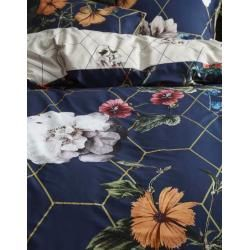 Blumenbettwäsche