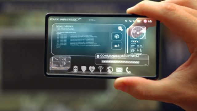 Ironman 2 User Interface Designs Tony Stark S Glass