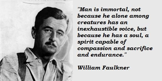 William Faulkner Quote Books Are Essential Pinterest Quotes Enchanting William Faulkner Quotes
