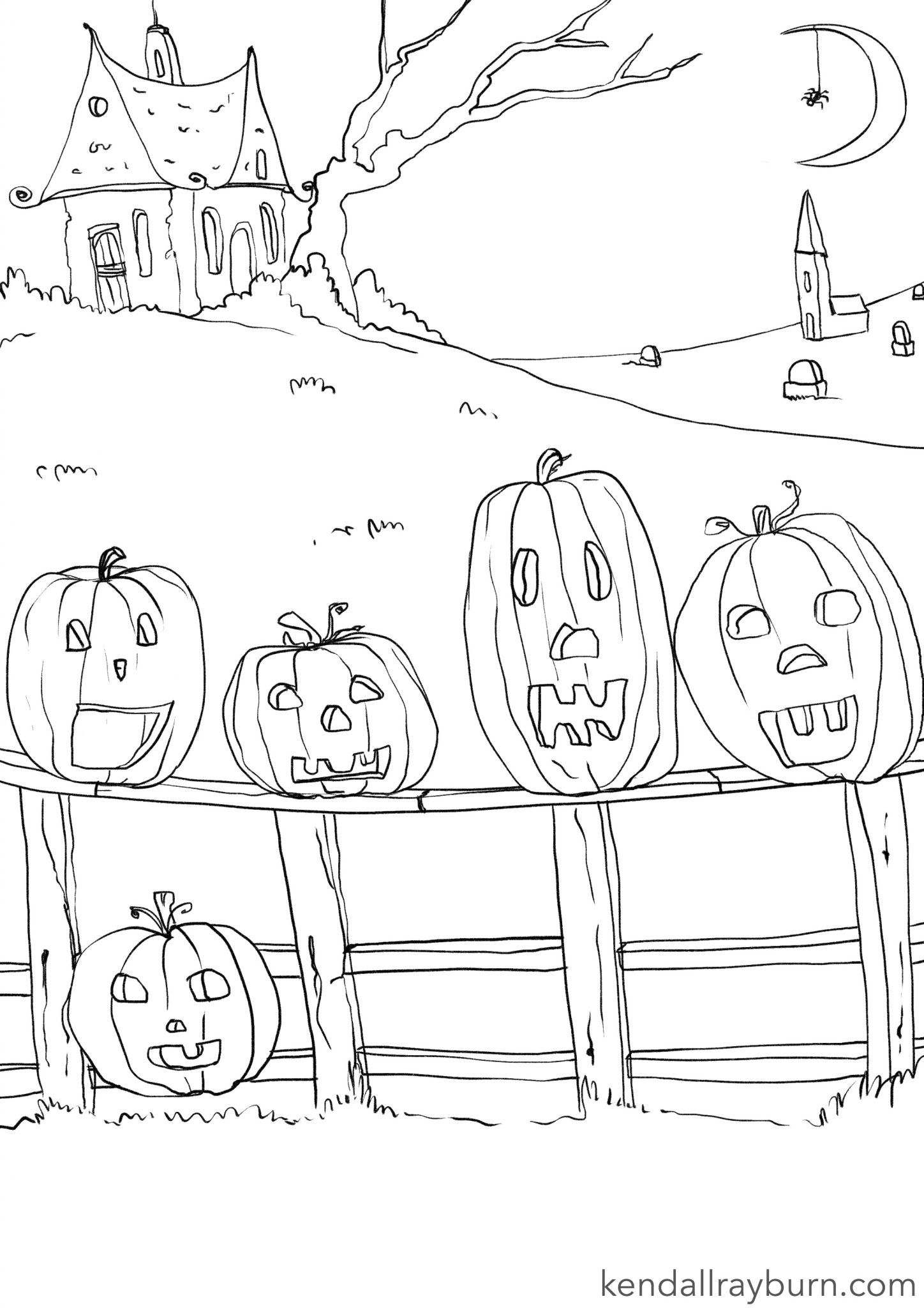 5 Little Pumpkins Coloring Sheet Pumpkin Coloring Sheet 5 Little Pumpkins Coloring Sheets