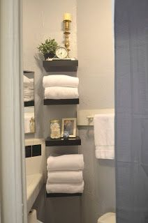 Ikea Floating Shelves For Small Bathroom Storage If I Was