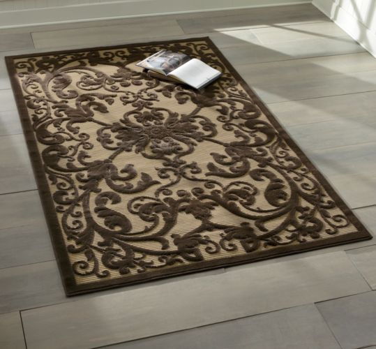 Floating Scroll Rug From Through The Country Door For The Home