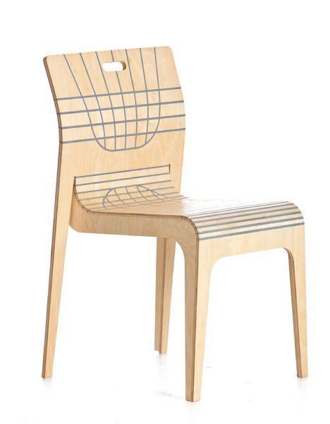 Electron Chair A Waste Free Flat Pack Furniture Solution Flat Pack Furniture Flat Furniture Chair
