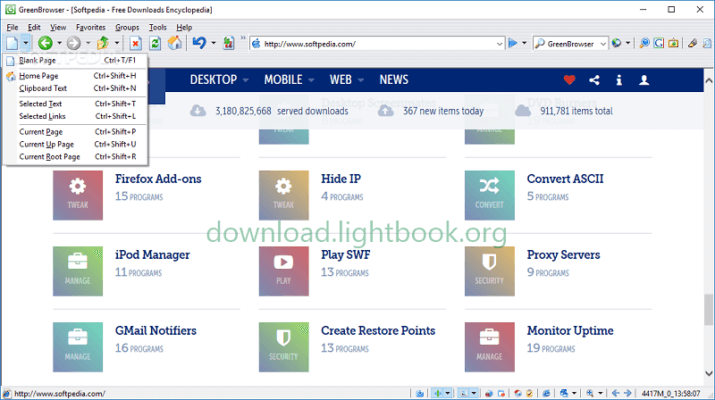 Download Greenbrowser 2021 Safe And Strong Latest Free In 2021 Browser Support Microsoft Windows Operating System Windows Operating Systems