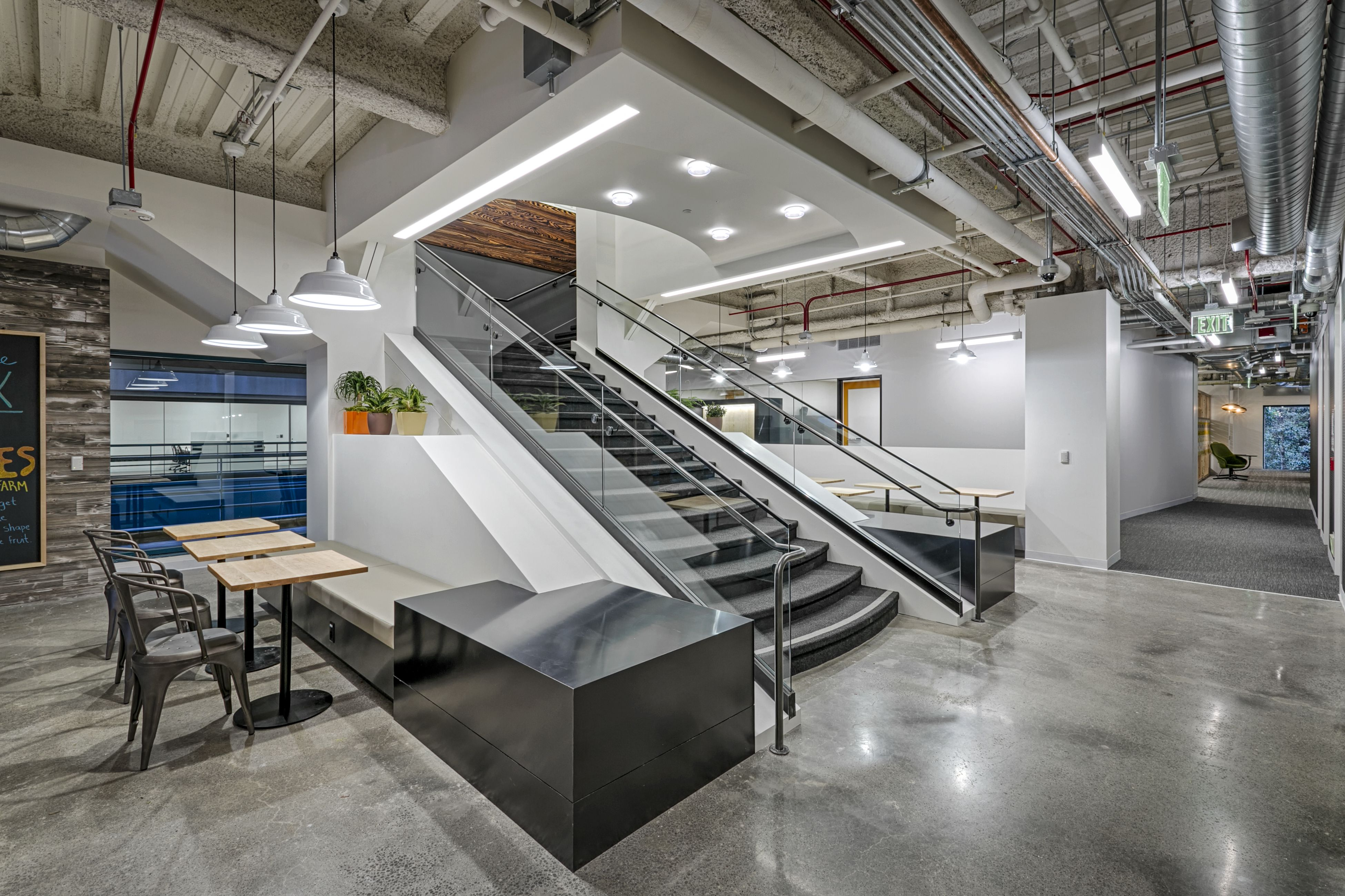 Bcci Built An Interconnecting Staircase As Part Of The Multi
