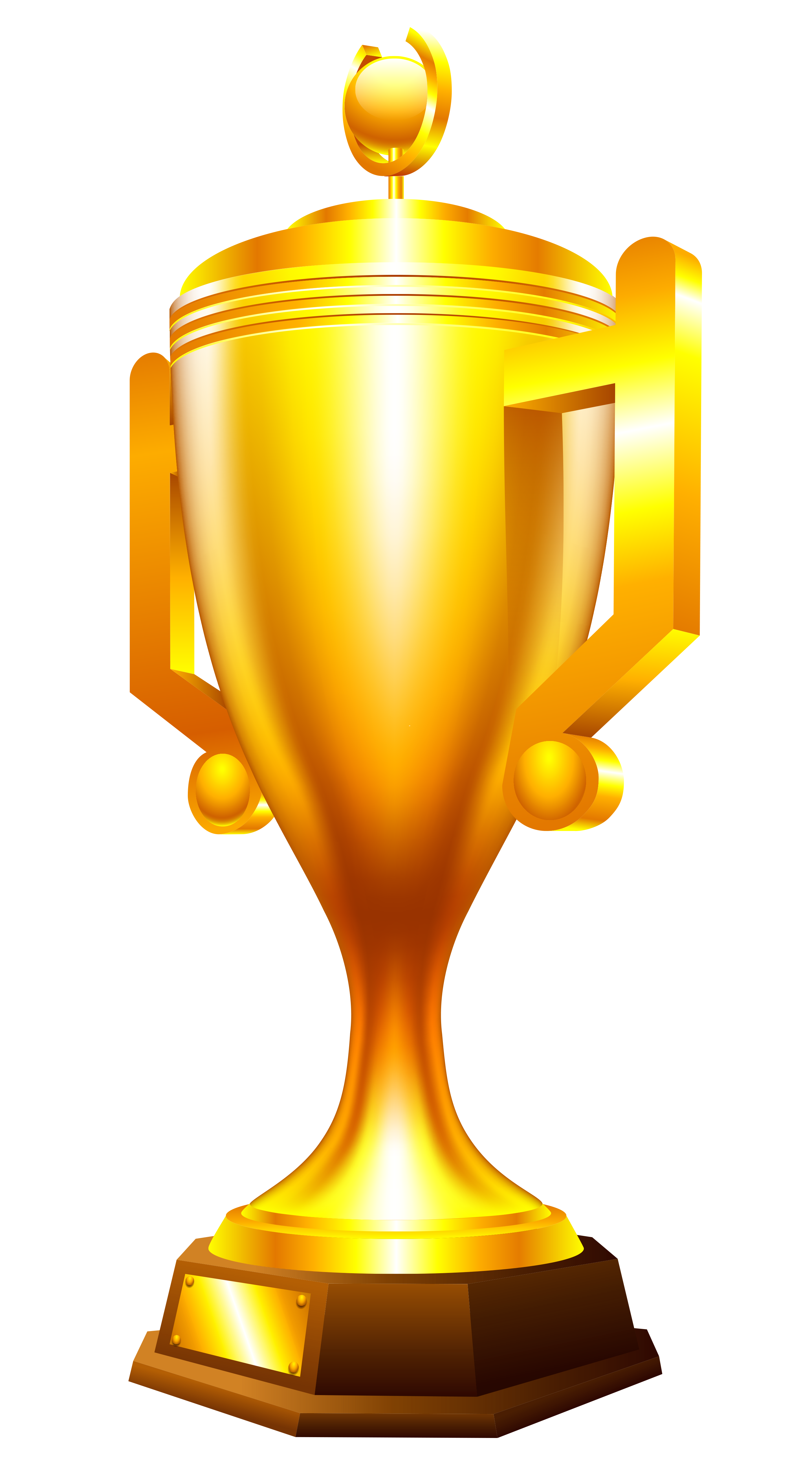 Gold Cup Trophy Png Image Football Cups Gold Cup Soccer Trophy