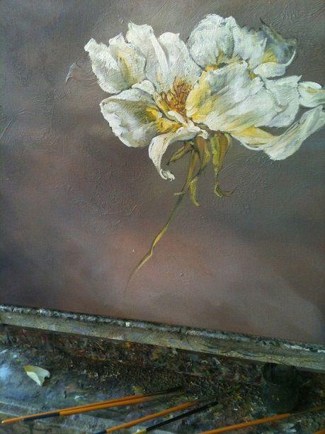 Claire Basler Peinture Peinture De Foret Et Peintures Florales