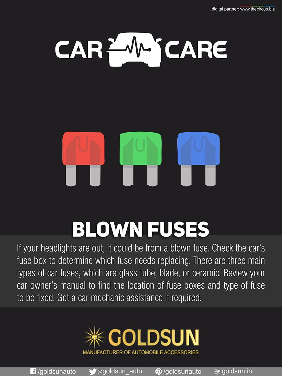car fuse box blown carcare if your headlights are out  it could be from a blown fuse  blown fuse