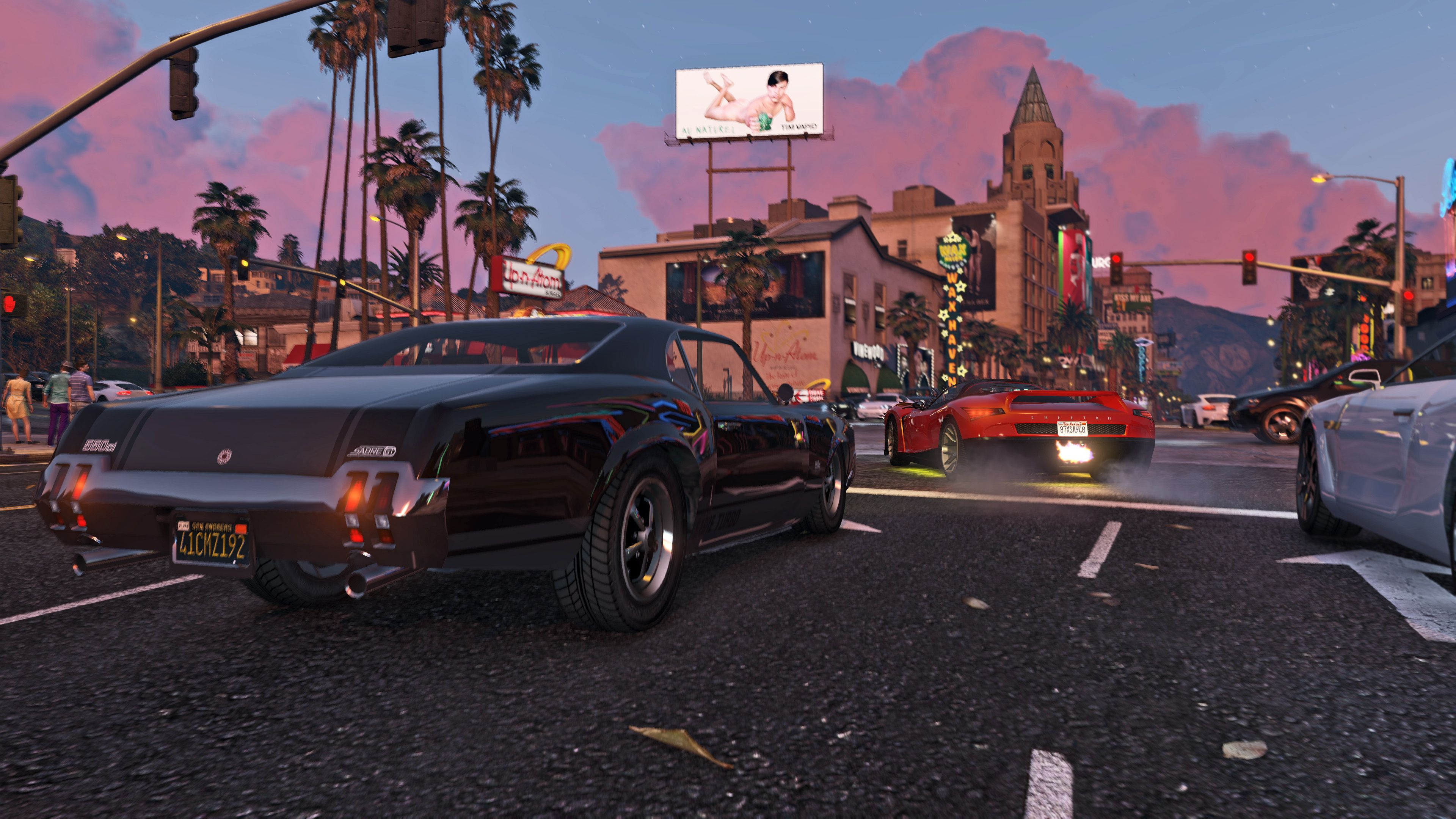 Grand Theft Auto V may already be out for consoles but its PC launch is still awaited so Rockstar has graciously decided to scatter several screenshots