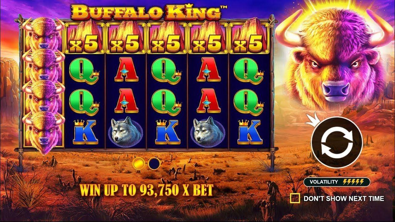 Buffalo Slot In 2020 Buffalo Slot Free Online Slots