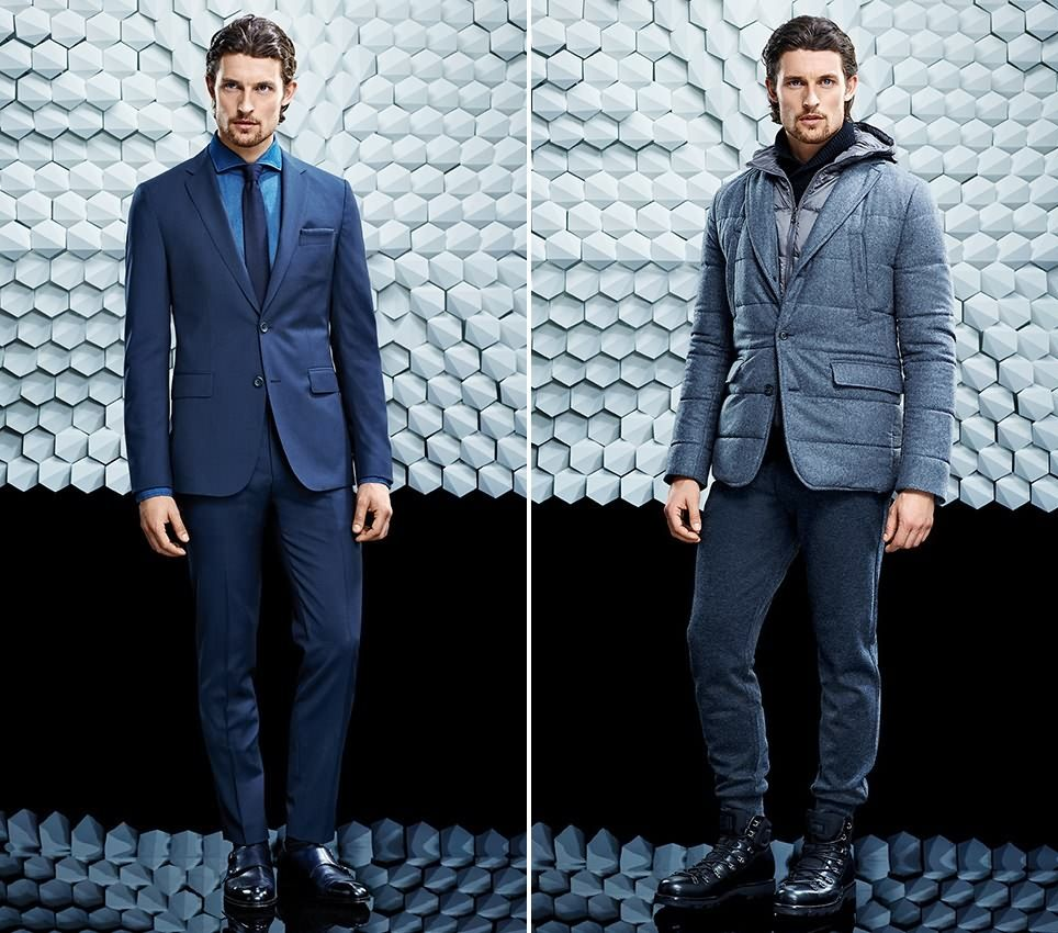 Wouter Peelen, Alex Cunha & Ben Hill for Hugo Boss FW 15 | CHESTI DE ...