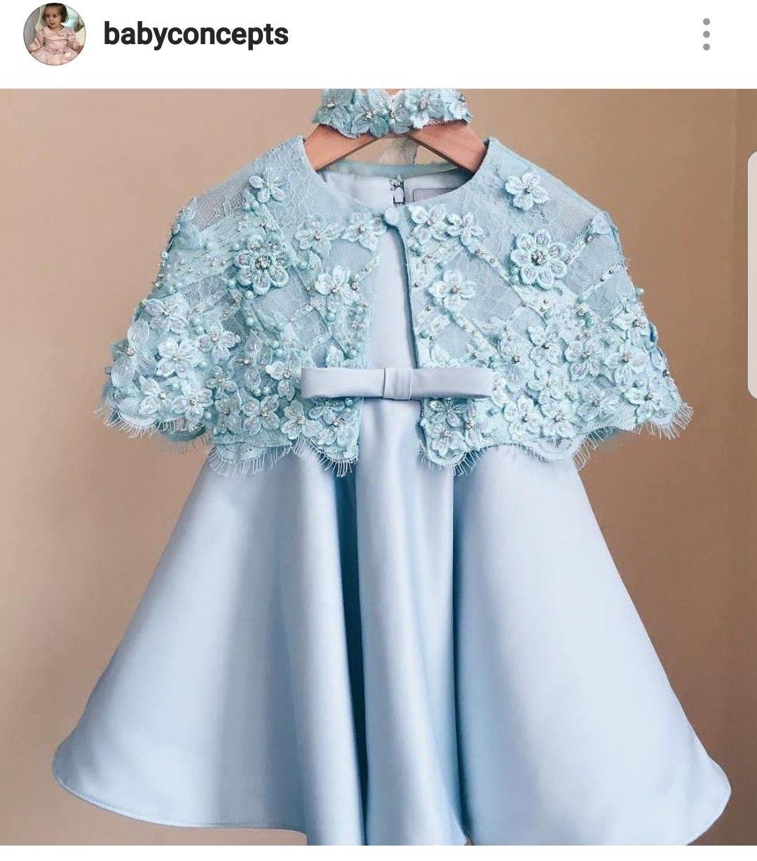 Pin Oleh Laleh Kargar Di Baby Dress Gaun Bayi Perempuan Pakaian Bayi Perempuan Model Pakaian Bayi