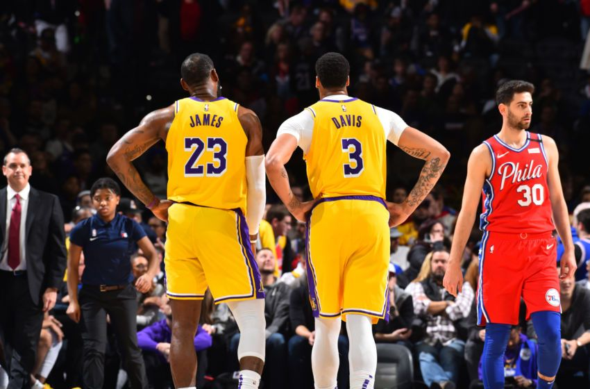 Los Angeles Lakers 3 Reasons Why They Can Reach 65 Wins This Season In 2020 Los Angeles Lakers Lakers Team Lakers