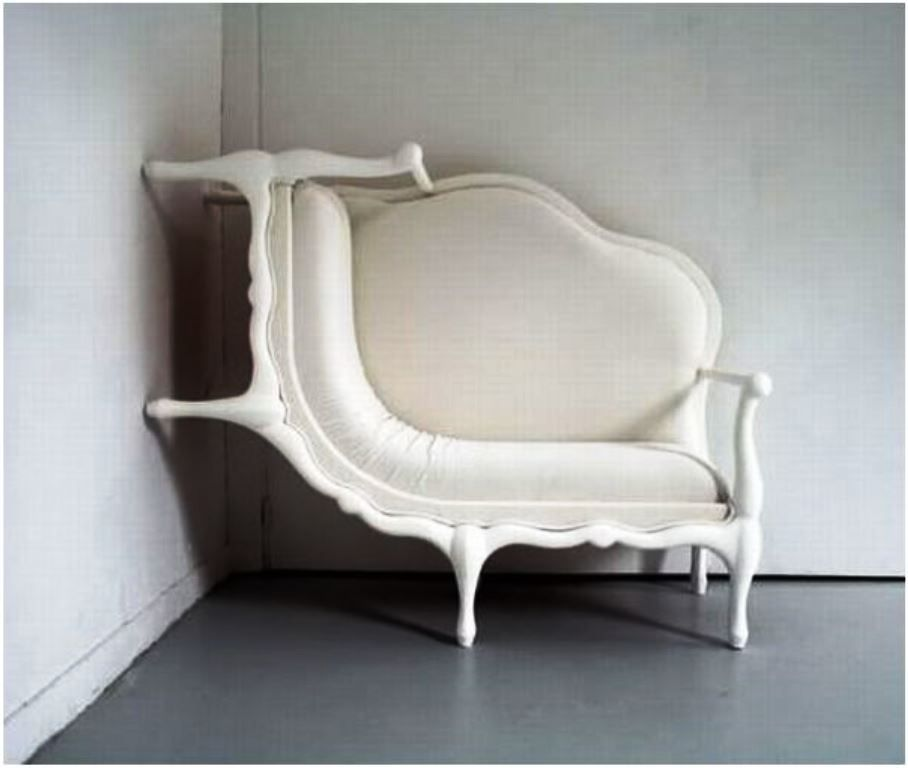 Lovely Unusual Furniture, White Sofas, Interior Walls, Chair, Queen, Something, Ce  Sera, Daybeds, Climbing Amazing Ideas