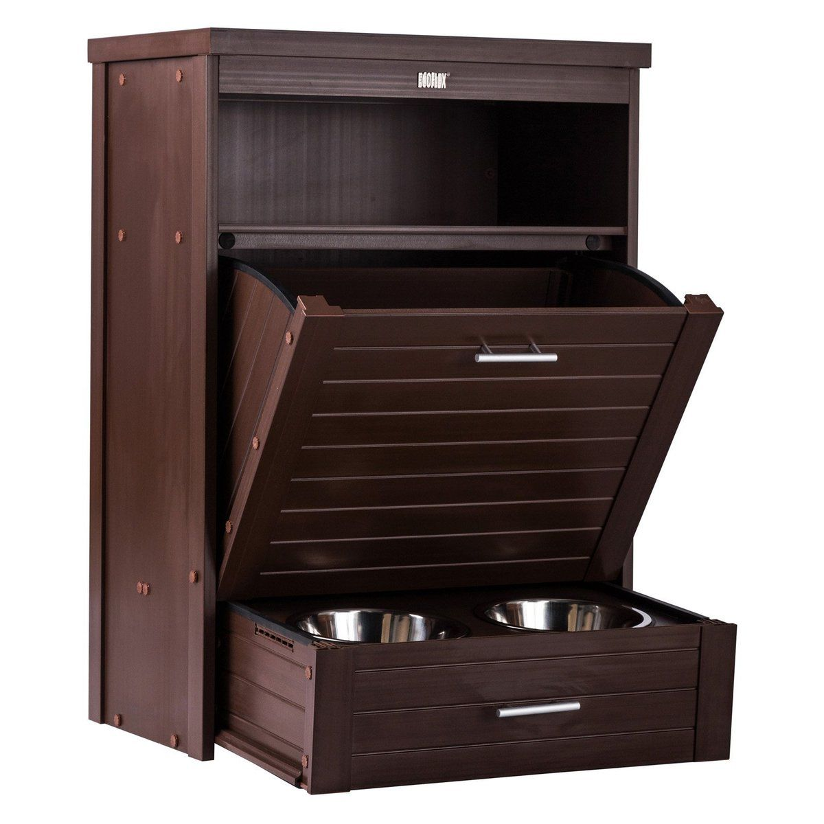 Darlas pet pantry feeder furniture food storage