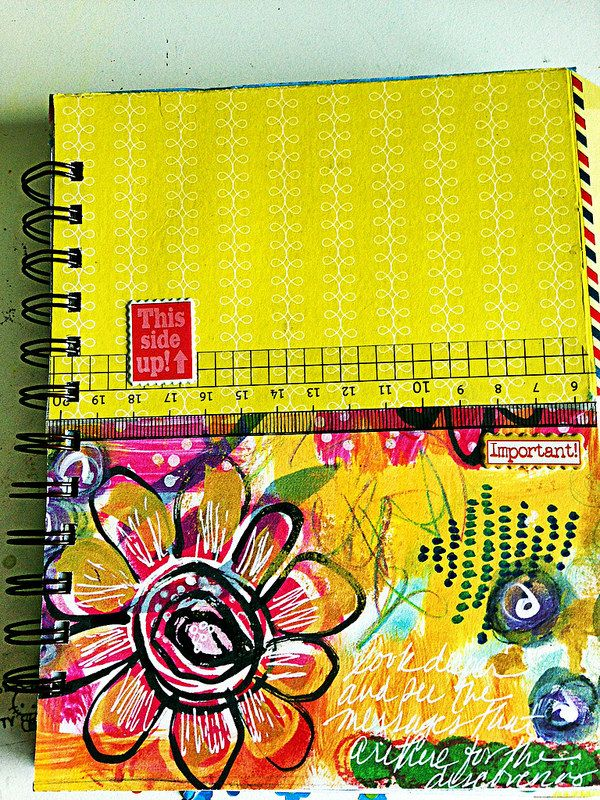 Junk Journal front | by oh-my-marliese