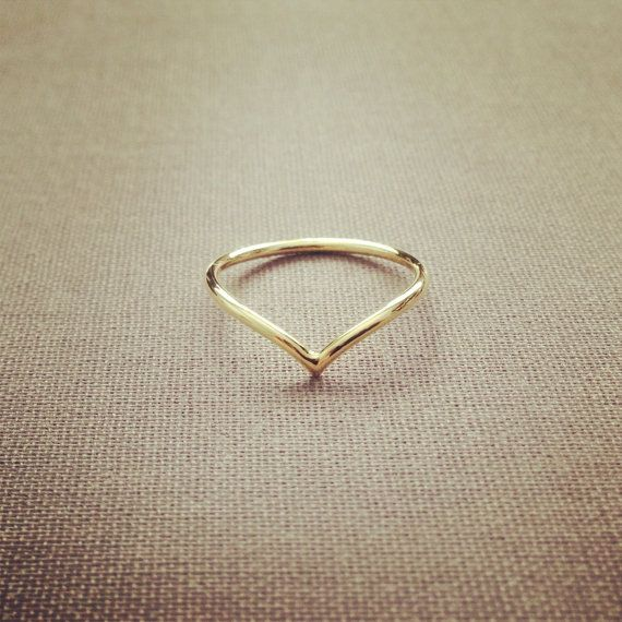 Simple wire ring adorable, cute, pretty, lovely Everyday jewelry ...