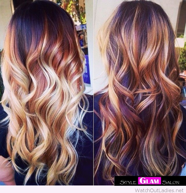 We Are The Expert In Hair Extension Color Highlights From Classic