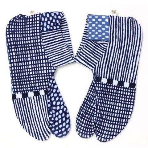 Japanese socks - love them!