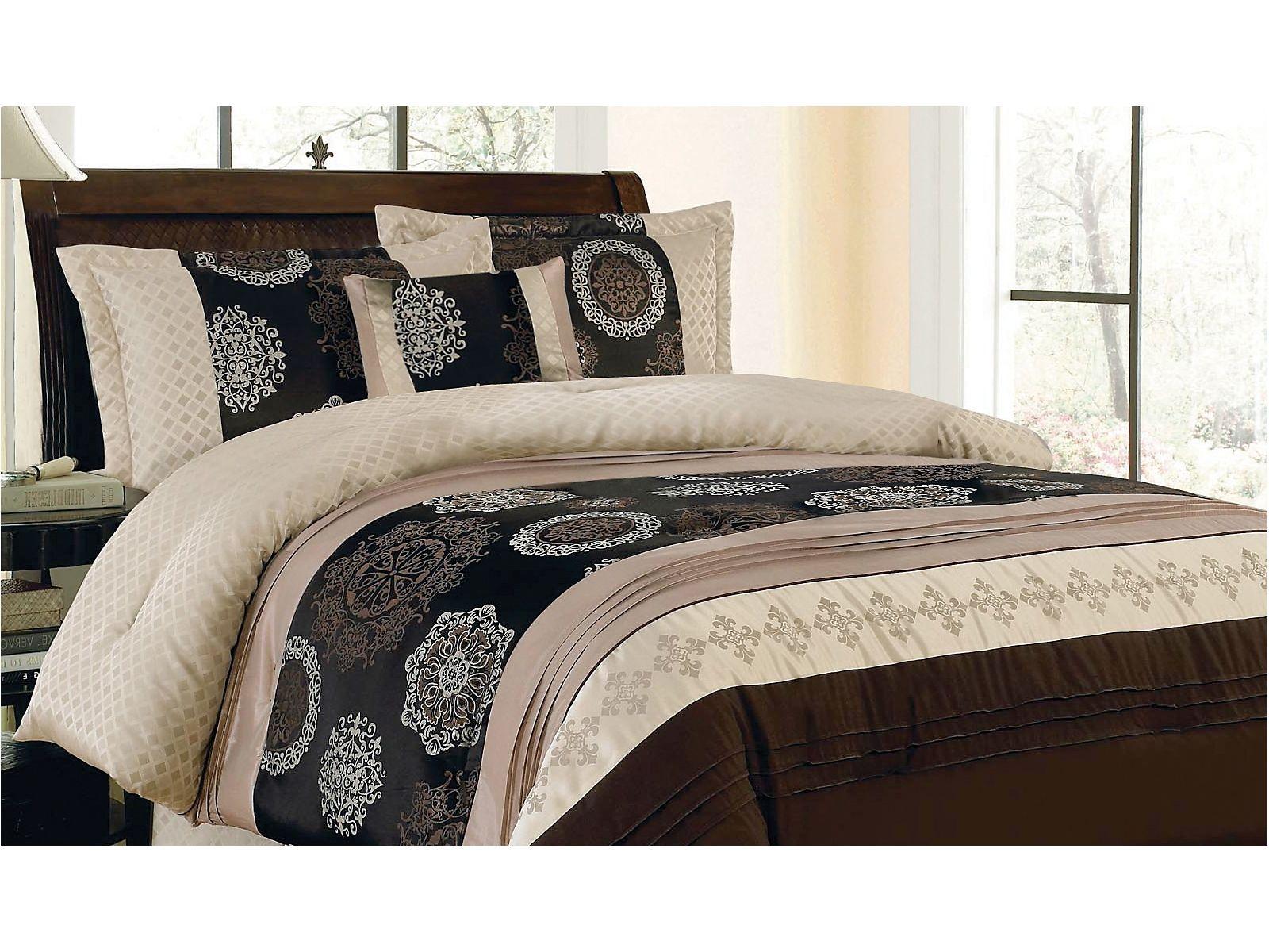 Milano 4 Piece Queen Comforter Set - $59.95