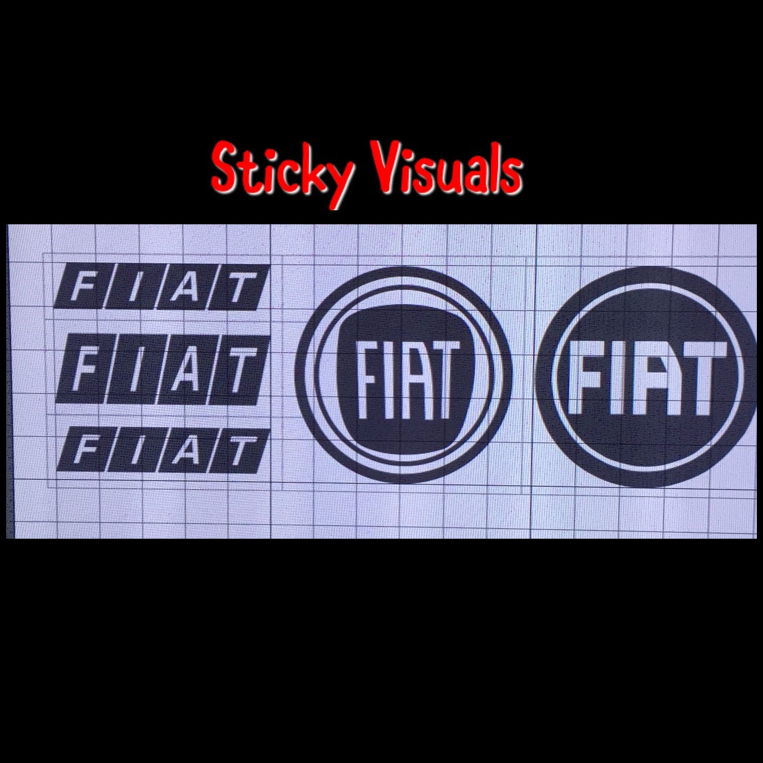 Window decals stickers we do lettering and decals check out all our decals in