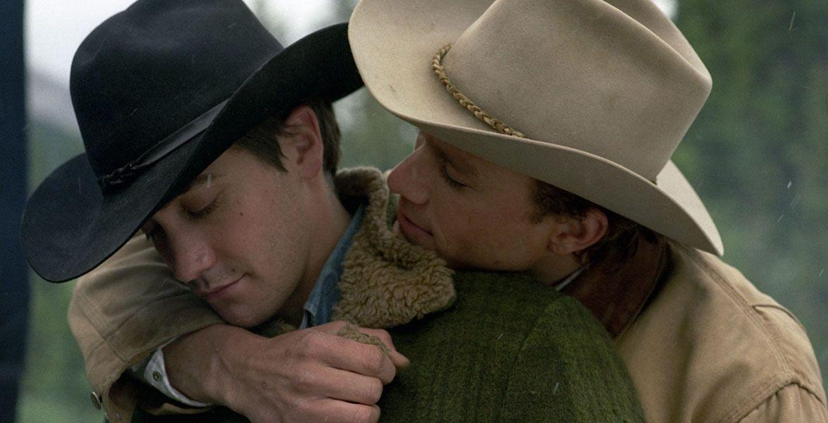 """""""Brokeback Mountain"""" - Kino-Tipp – """"Brokeback Mountain"""" erzählt die Liebesgeschichte von zwei Cowboys in der US-Provinz."""