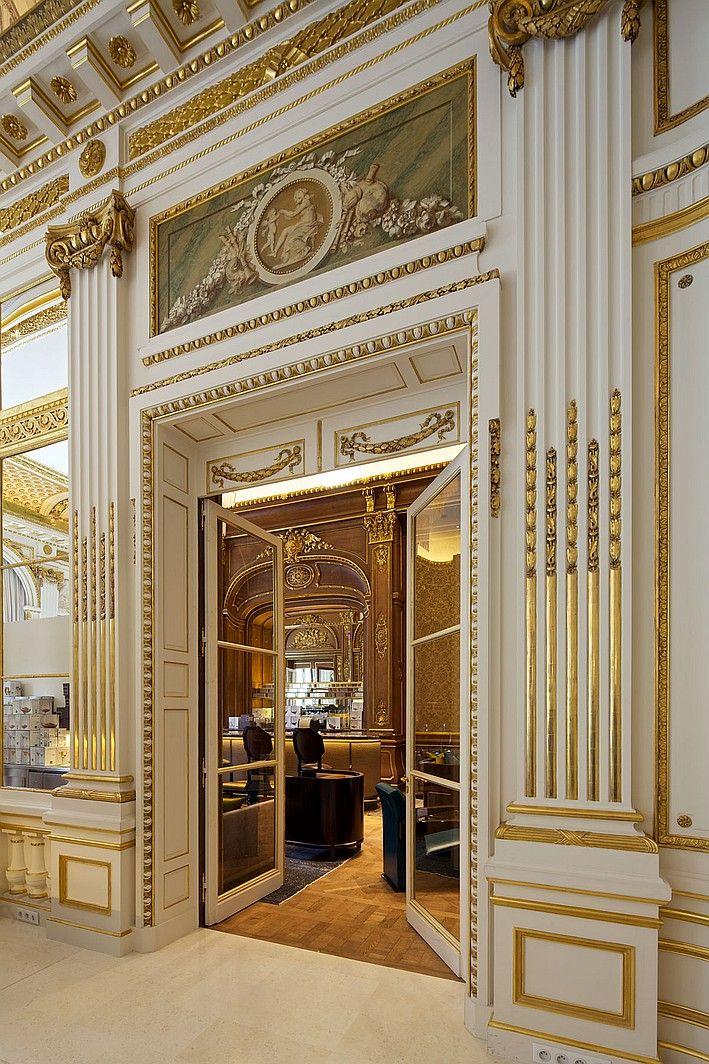 Luxury Interior Design Shop: The Renovation Of Paris: 5 Luxury Hotels