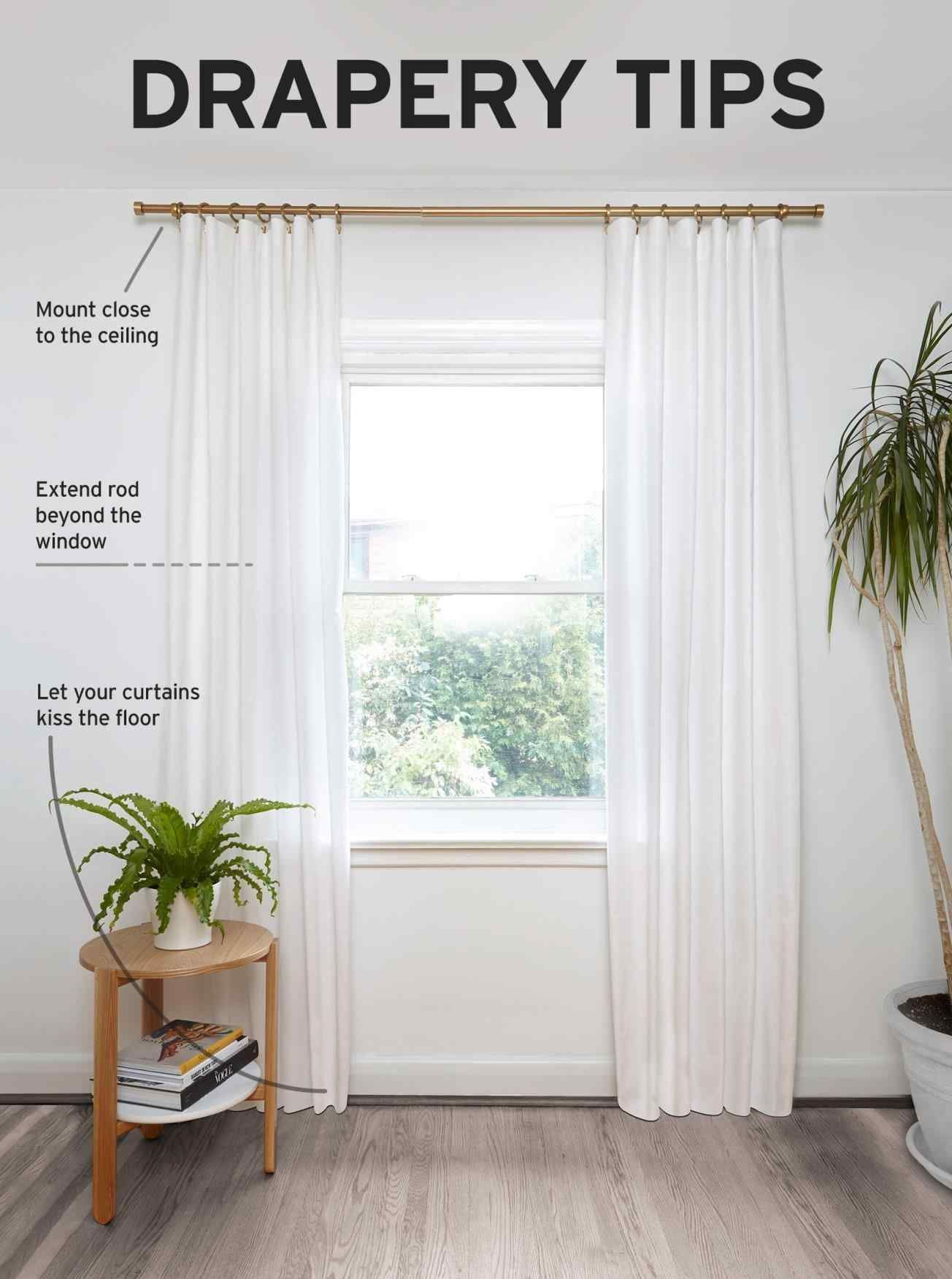 19 Top Curtains Inside Window Frame You Must See