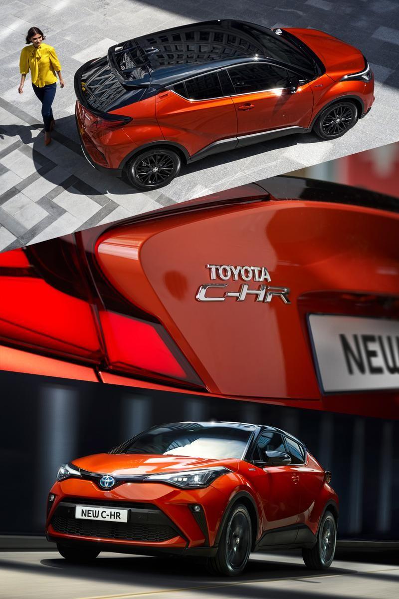 New Toyota CHR SelfCharging Hybrid. Toyota suv, Toyota