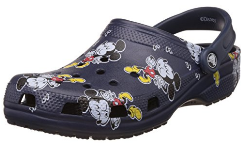 ce2a07dc5ee8a Disney Discovery- Unisex Mickey Mouse Crocs