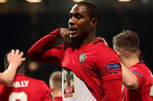 #ClubBrugge #ManchesterUnited #OdionIghalo Odion Ighalo Reacts To His Man United First Goal