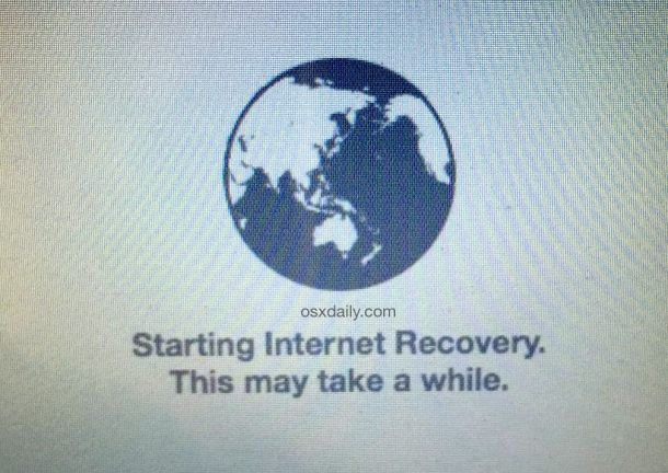 How To Re Install Os X With Internet Recovery On A Mac All Apple Products Iphone Repair Apple Support
