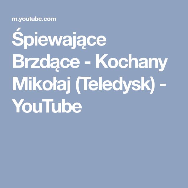 Spiewajace Brzdace Kochany Mikolaj Teledysk Youtube Boarding Pass