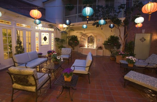 Small Backyard Asian Theme With Pool | Decorating A Patio Area Is Not  Difficult As You Already