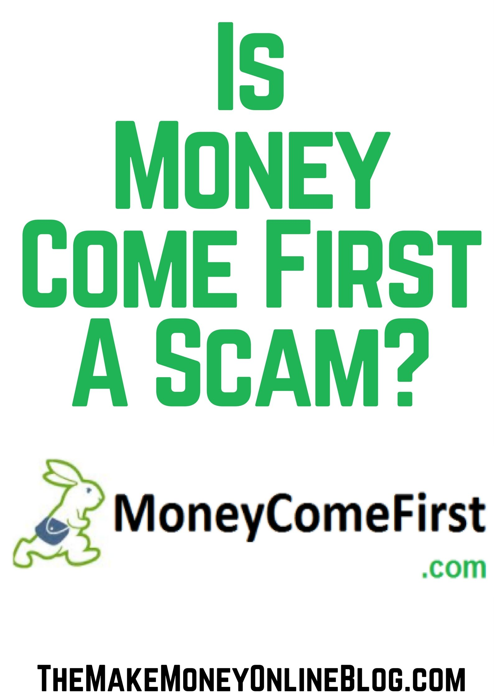Is Money e First A Scam Review