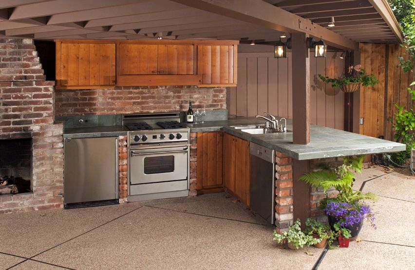 37 outdoor kitchen ideas designs picture gallery cuisines design salle de cuisine on outdoor kitchen id=50066