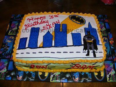 Coolest Batman Cake Ideas and Birthday Cake Inspiration Batman