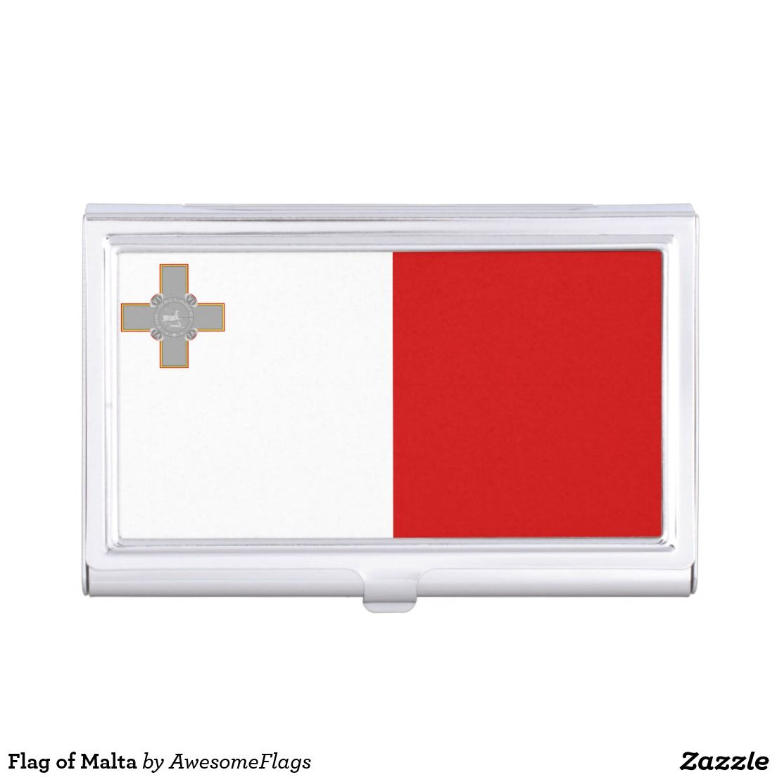 Flag of malta business card cases flags for the office pinterest flag of malta business card cases reheart Choice Image