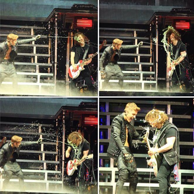 Justin & Dan