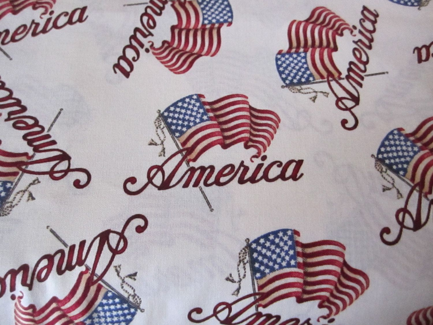 America/American Flag  #58 by FloridaFriends on Etsy